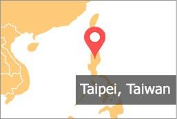 map-taipea-taiwan